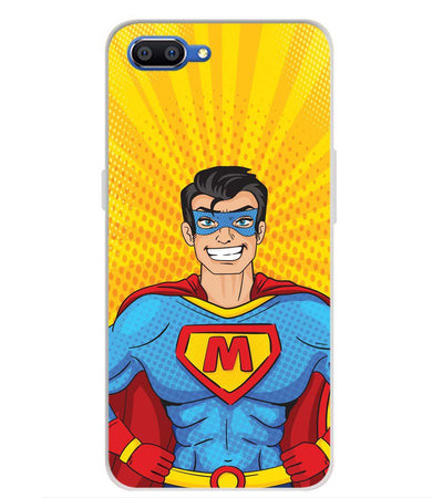 Super M Back Cover for Realme C1 (2019)-Image3