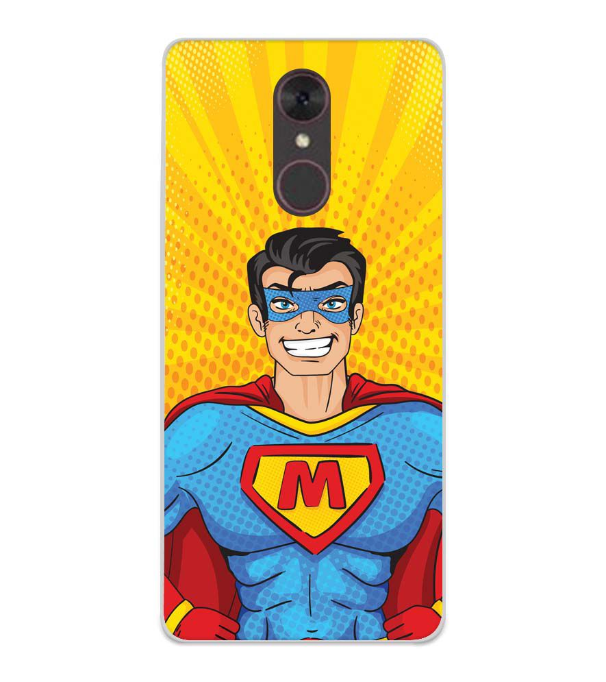 Super M Soft Silicone Back Cover for Spice F311