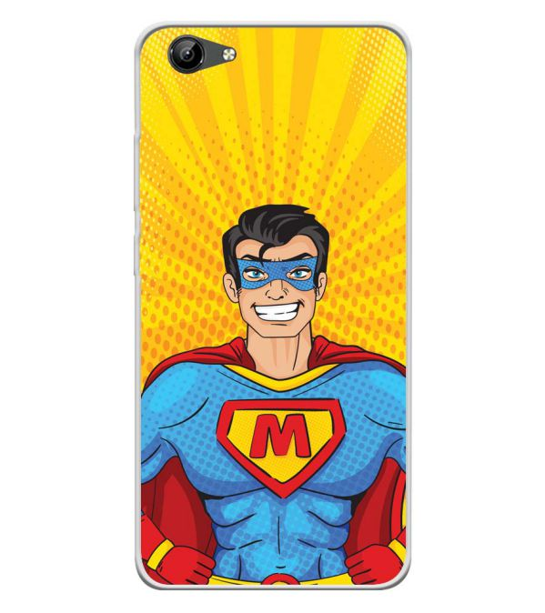 Super M Soft Silicone Back Cover for Vivo Y71i