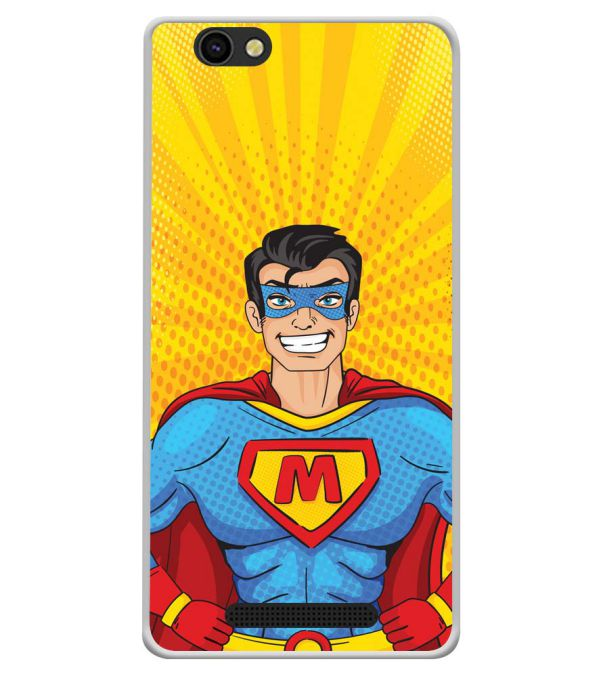 Super M Soft Silicone Back Cover for Xolo ERA X