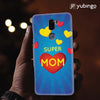 Super Mom with Big Heart Back Cover for Coolpad Cool 1-Image2