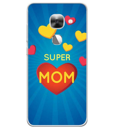 Best Mom in the World Back Cover for LeEco Le 2s-Image4