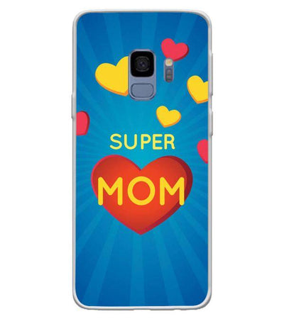 Best Mom in the World Back Cover for Samsung Galaxy S9-Image4
