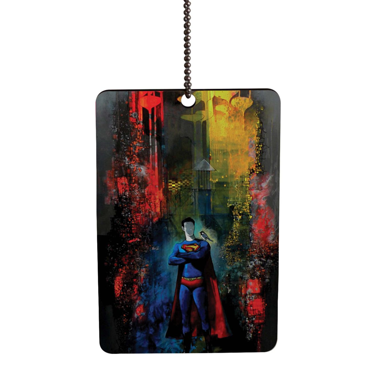 Superman Car Hanging
