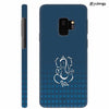 Swastik and Ganesha Back Cover for Samsung Galaxy S9
