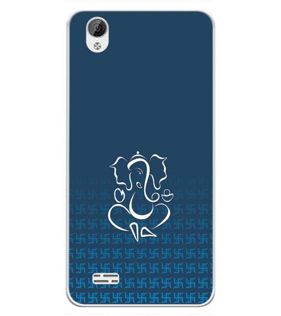 big sale 8f010 6c855 Ganesha Collection Back Cover for Vivo Y31