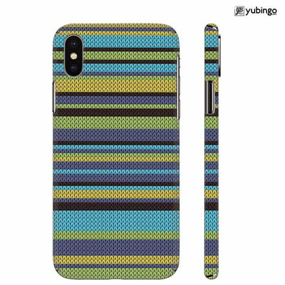 Sweater Back Cover for Apple iPhone X