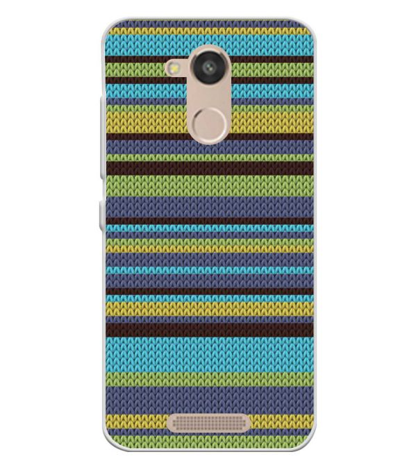 Sweater Soft Silicone Back Cover for InFocus Turbo 5s