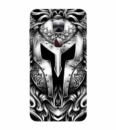 The Armor of Viking Back Cover for LeEco Le 2s