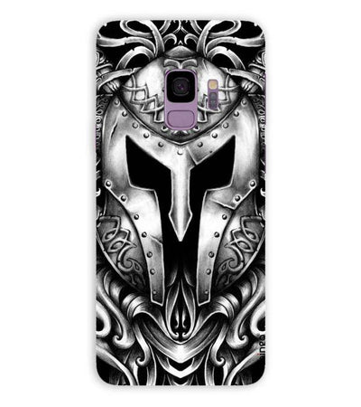 The Armor of Viking Back Cover for Samsung Galaxy S9