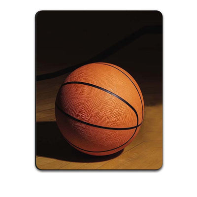 The Basketball Mouse Pad