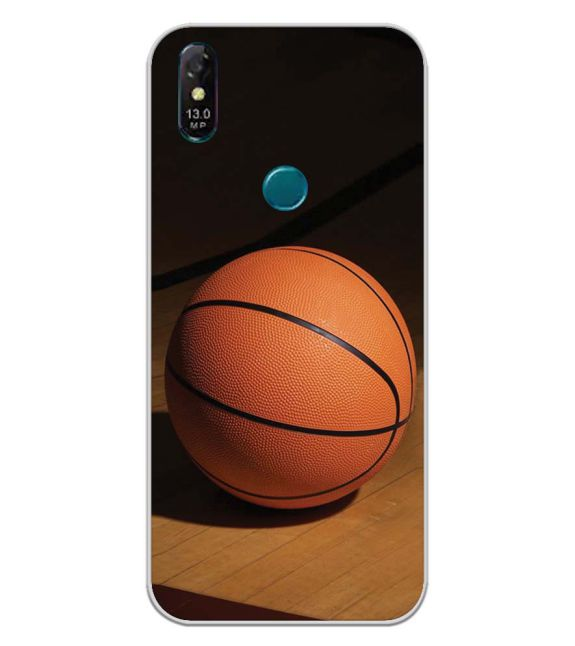 The Basketball Back Cover for Coolpad Cool 3 Plus-Image3