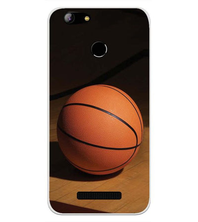 The Basketball Back Cover for Intex Aqua Lions X1-Image3