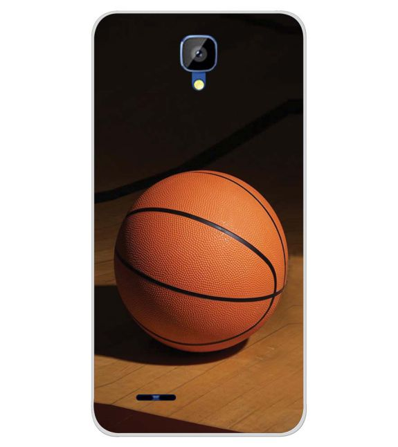 The Basketball Back Cover for Karbonn Aura Champ-Image3