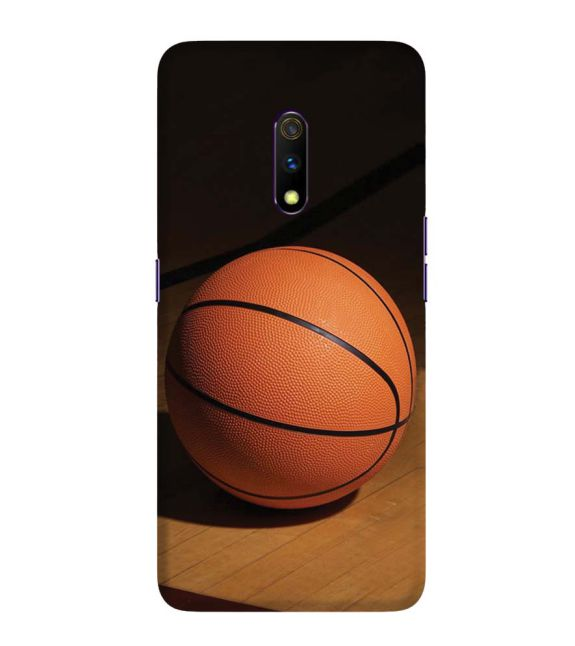 The Basketball Back Cover for Realme X