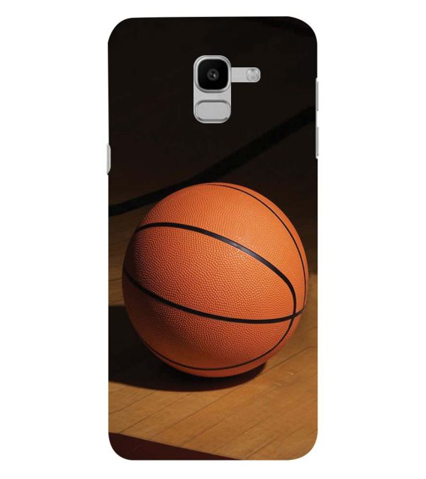 The Basketball Back Cover for Samsung Galaxy J6 (2018)