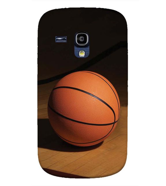 The Basketball Back Cover for Samsung Galaxy S3 Mini