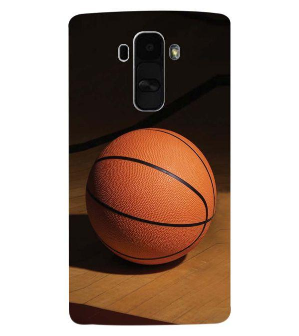 The Basketball Back Cover for LG G4 Stylus