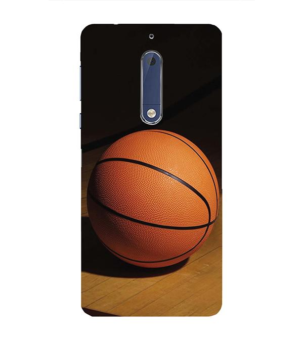 The Basketball Back Cover for Nokia 5