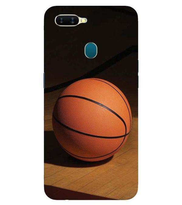The Basketball Back Cover for Oppo A7