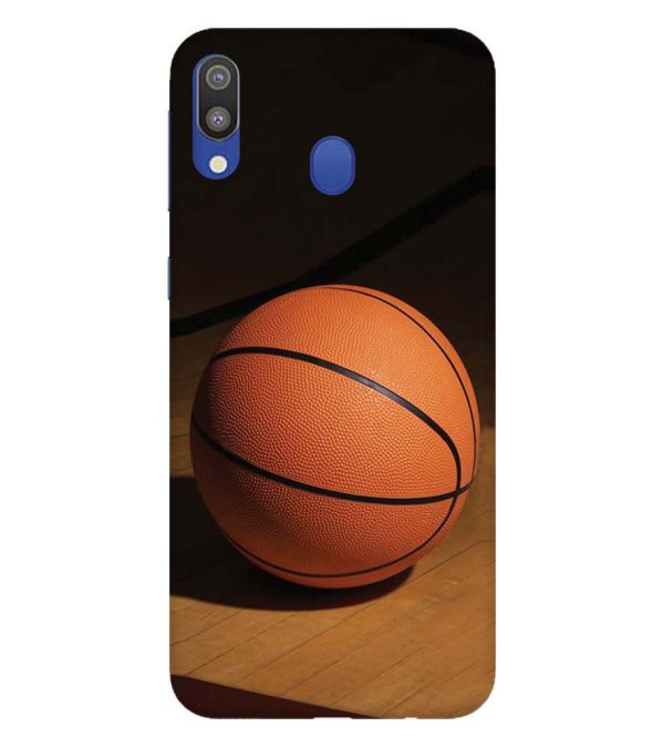 The Basketball Back Cover for Samsung Galaxy M20