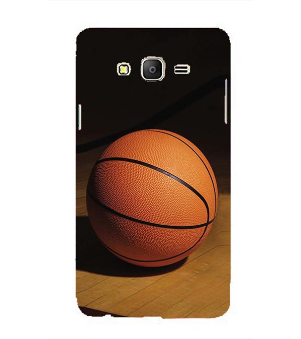 The Basketball Back Cover for Samsung Galaxy On5 and On5 Pro