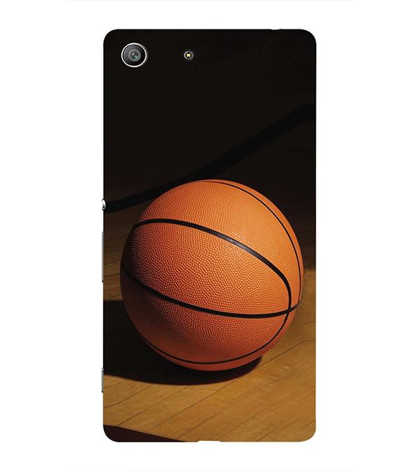The Basketball Back Cover for Sony Xperia Z3
