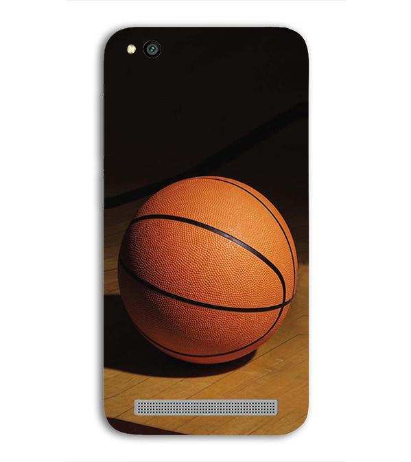 The Basketball Back Cover for Xiaomi Redmi 5A