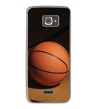 The Basketball Back Cover for InFocus M350