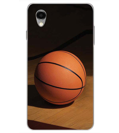 The Basketball Back Cover for ITEL PWO Pro