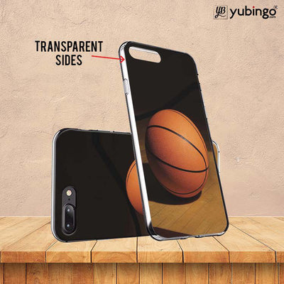 The Basketball Back Cover for ITEL PWO Pro-Image3
