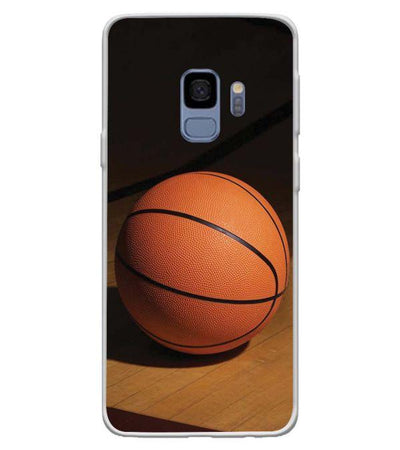 The Basketball Back Cover for Samsung Galaxy S9-Image3