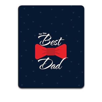 The Best Dad Mouse Pad