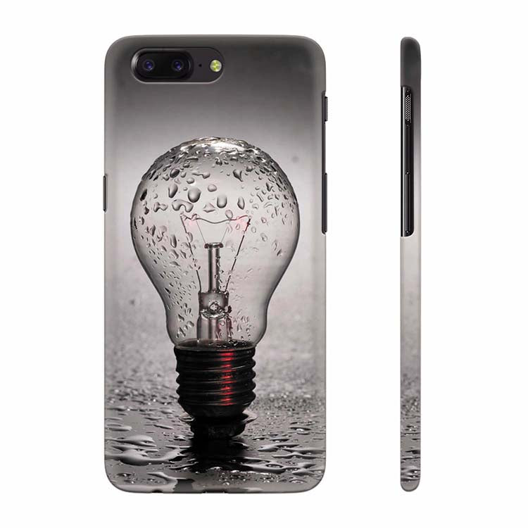 on sale 44200 b5ec1 The Bulb Back Cover for OnePlus 5