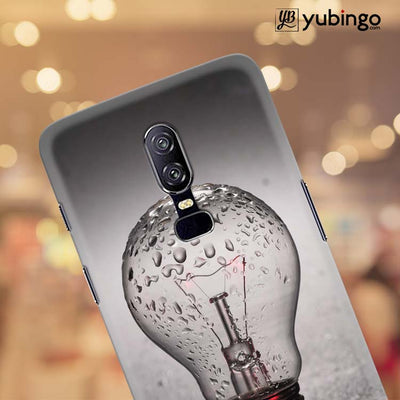 The Bulb Back Cover for OnePlus 6-Image4