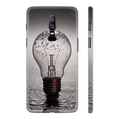 The Bulb Back Cover for OnePlus 6