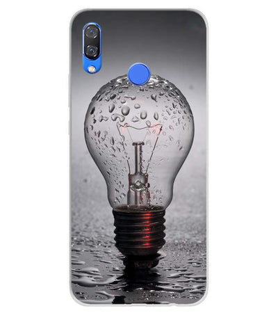 The Bulb Soft Silicone Back Cover for Huawei Y9 (2019)
