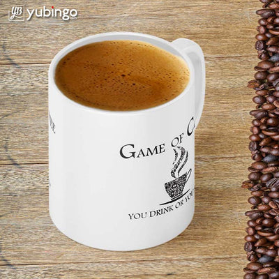 The Game of Coffee Coffee Mug-Image4