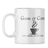 The Game of Coffee Coffee Mug