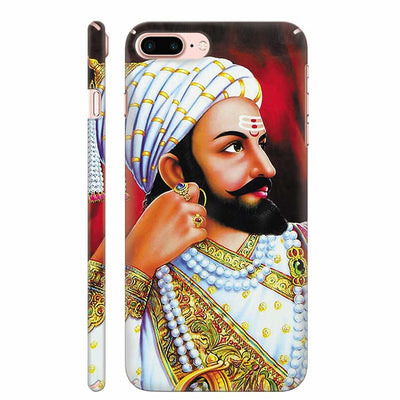 The Great Shivaji Back Cover for Apple iPhone 8 Plus
