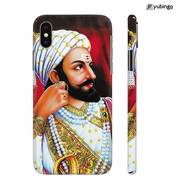 Shivaji Collection Back Cover for Apple iPhone X