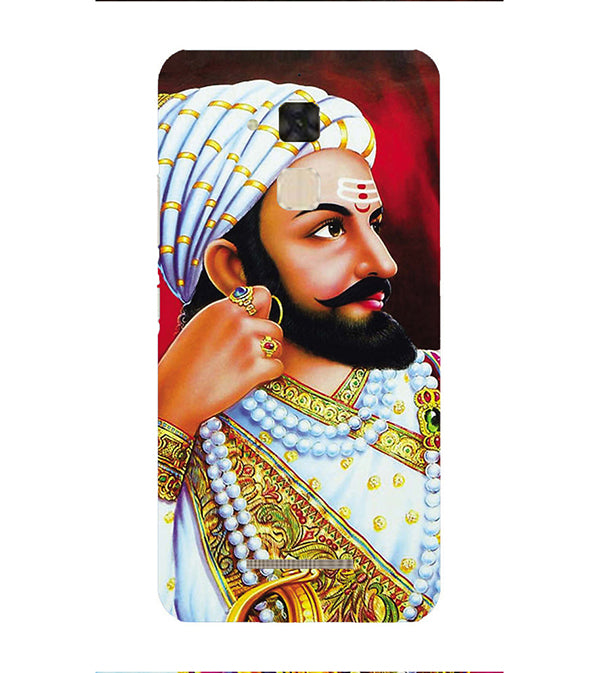 The Great Shivaji Back Cover for Asus Zenfone 3 Max ZC520TL