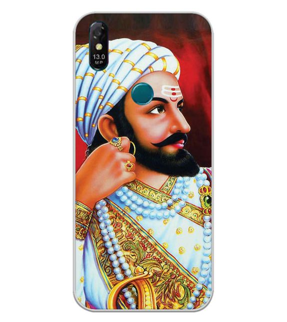 The Great Shivaji Back Cover for Coolpad Cool 3 Plus-Image3