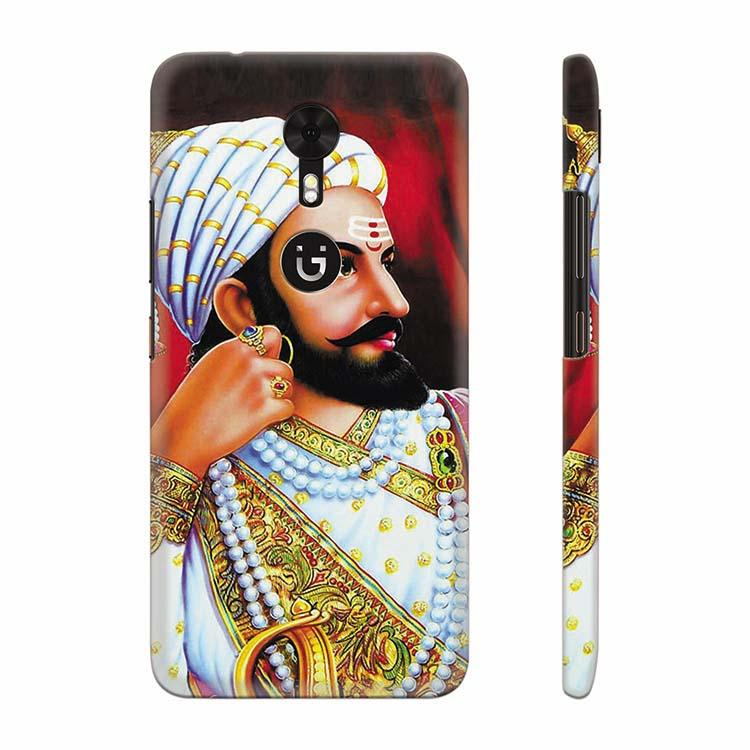Shivaji Collection Back Cover for Gionee A1