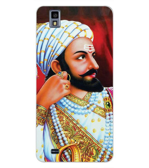 The Great Shivaji Back Cover for Gionee Pioneer P2M-Image3