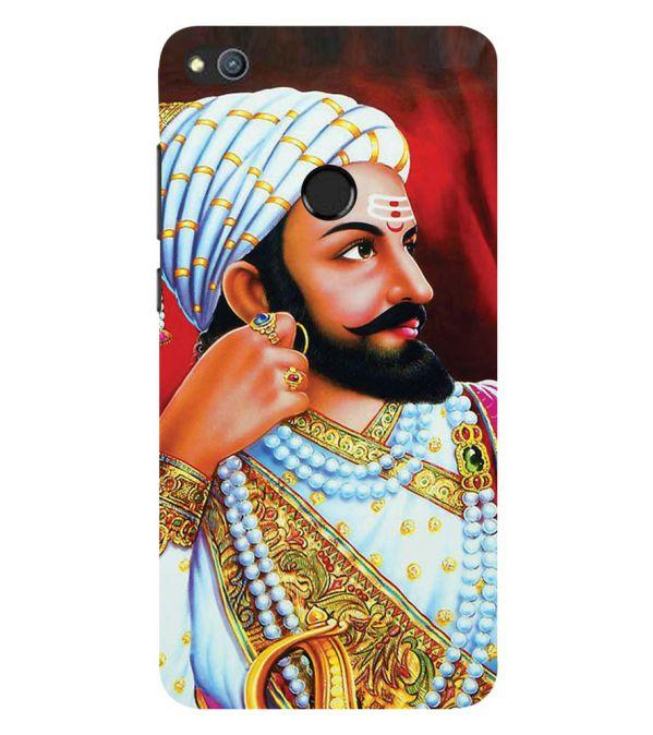 The Great Shivaji Back Cover for Huawei Honor 8 Lite
