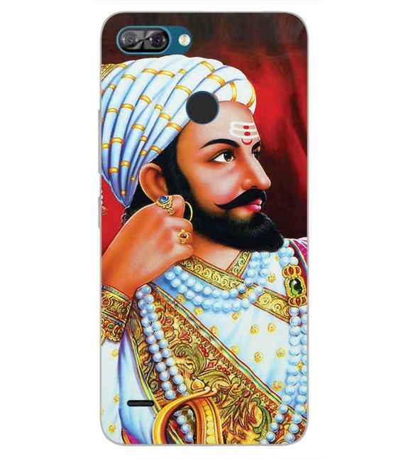 The Great Shivaji Back Cover for Itel A46-Image3