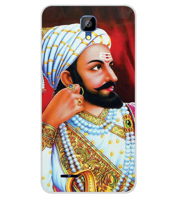 The Great Shivaji Back Cover for Karbonn Aura Champ-Image3