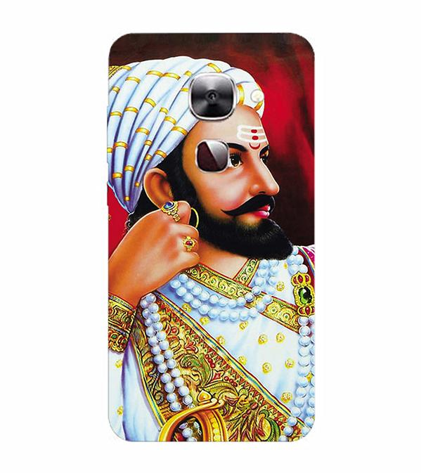 Shivaji Collection Back Cover for LeEco Le 2s