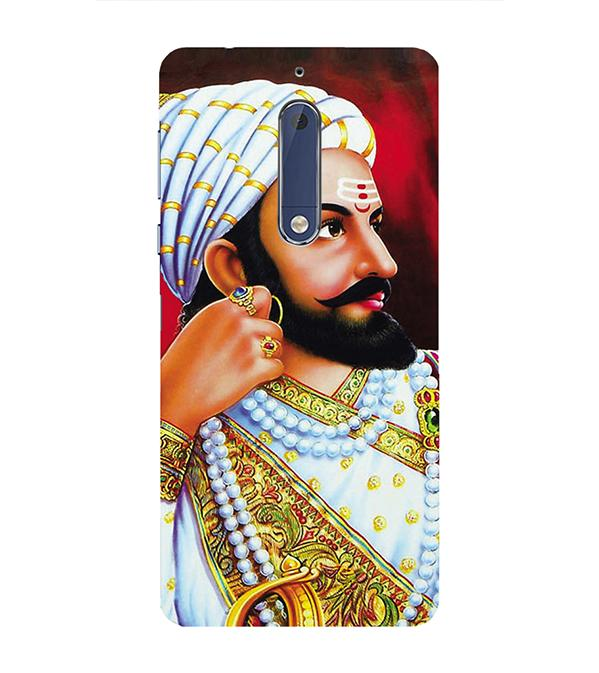 The Great Shivaji Back Cover for Nokia 5